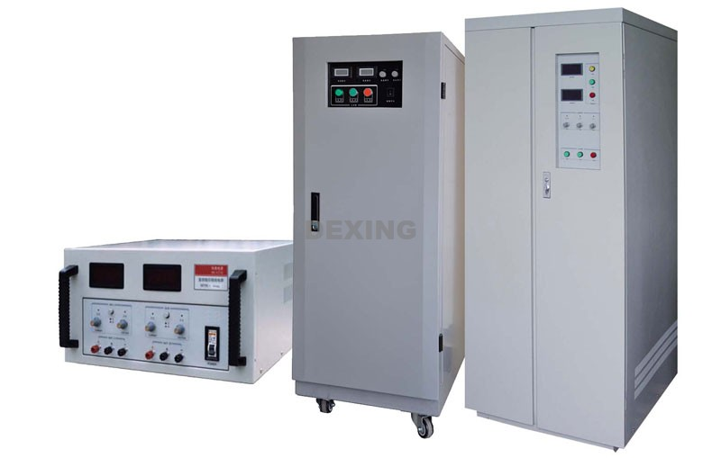 Bipolar Linear External Control Power Supply