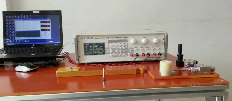 Magnetic Declination Testing System